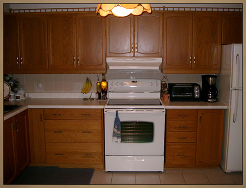Kitchen Cabinet Refacing Minor Facelift Ottawa Whitby