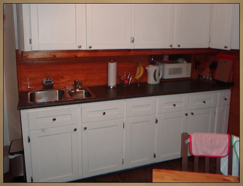 Custom Woodworking - After Kitchen Cabinet Makeover