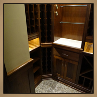 Custom Cabinet After Image