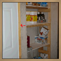 Custom Cabinet Before Image