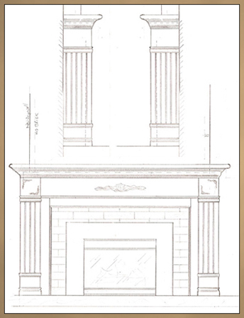 Fireplace Surrounds Brick Fireplace Makeover Whitby