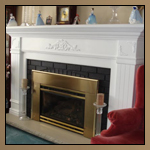 Fireplace Mantel Thumbnail Image 1