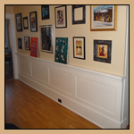 Custom Wainscoting Thumbnail Image